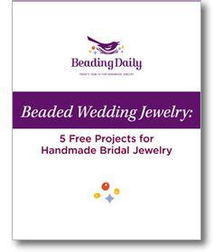1000 Images About Beaded Wedding Jewelry On