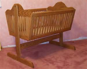 bassinet woodworking plans cradle my childhood