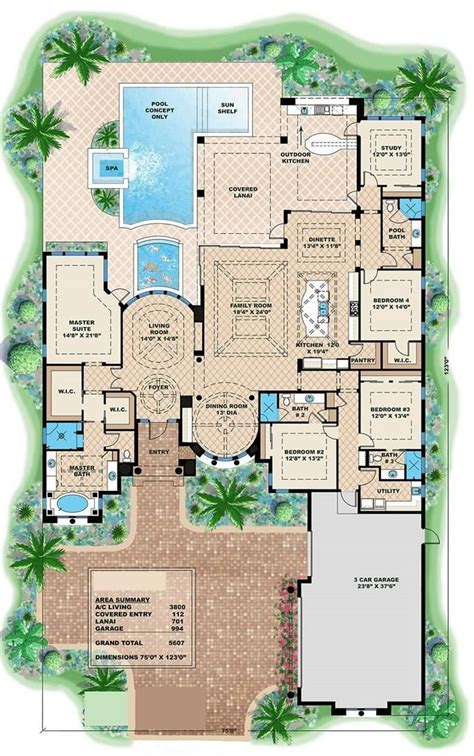 luxery home plans 25 best ideas about luxury home plans on