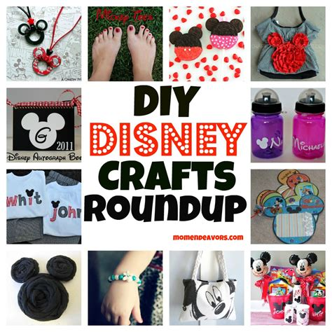 disney craft projects disney crafts roundup pinpoint