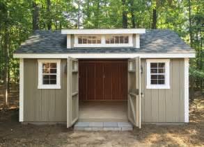 backyard garage ideas 25 best ideas about amish sheds on sheds