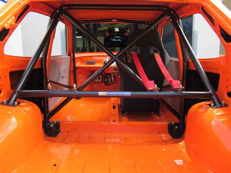 Roll Cage by C Fiat 127 Cage 6 Point Bolt In Agi Roll Cages