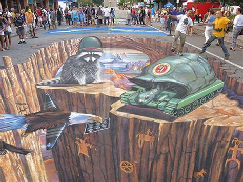 us painting festival sarasota chalk festival honoring american