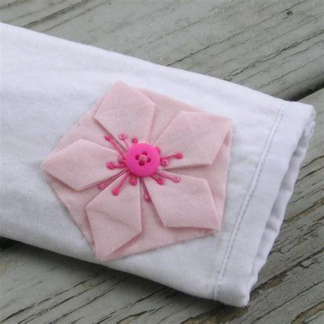 fabric origami fabric origami cherry blossom sew flowers