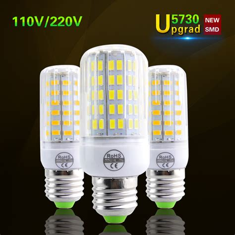 110v led light bulbs aliexpress buy e27 led light bulbs 220v 110v