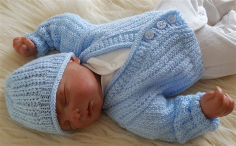 knitting sweater for newborn baby baby knitting pattern boys or reborn dolls sweater set