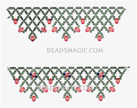 bead magic схемы on seed bead tutorials beading patterns