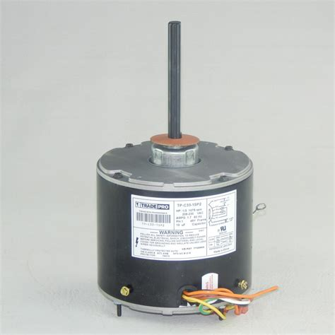 Home Ac Motor by Hvac Motors Hvac Parts Accessories The Home Depot