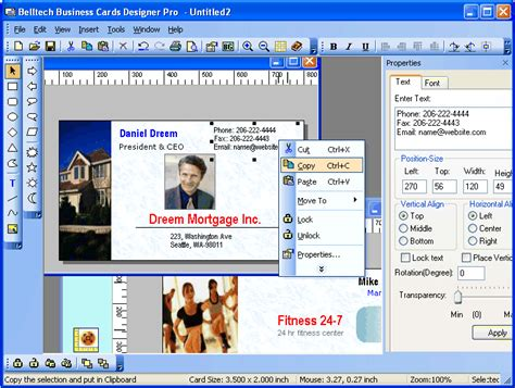 programs to make business cards bcf file extension open bcf files