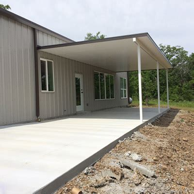 Custom Carports by Custom Carports For Shelter From The Southwest