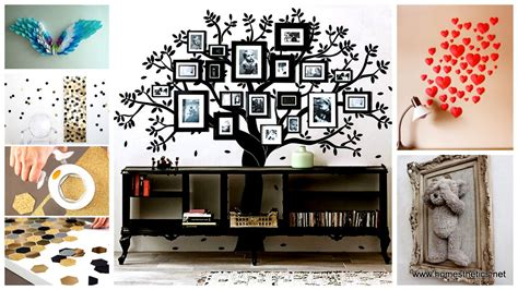 diy and craft projects 46 inventive diy wall projects and ideas for the weekend