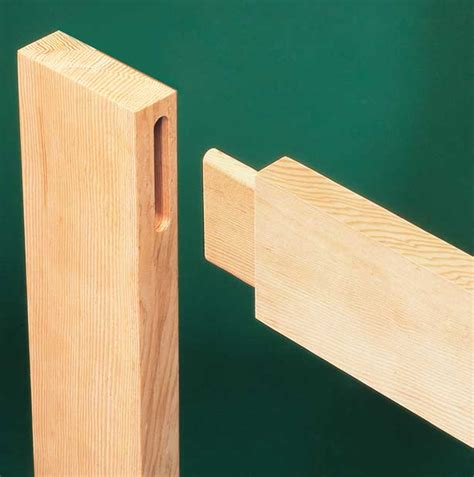 woodworking mortise and tenon mortise and tenon joints woodworker s journal