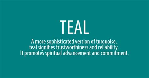 teal color meaning words colors and do you on