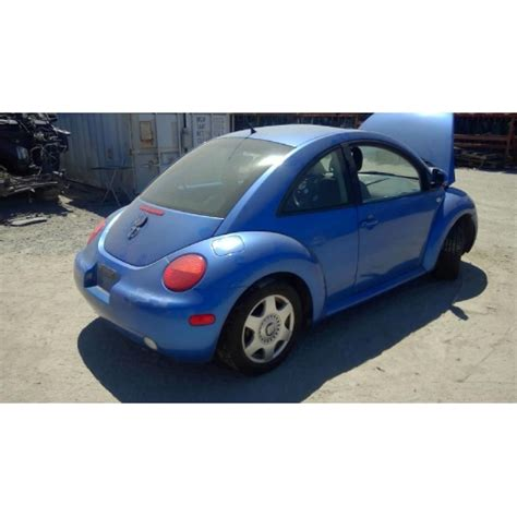2000 Volkswagen Beetle Parts by Used 2000 Volkswagen Beetle Parts Blue With Black