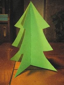 how to make a 3d tree card how to make a 3d tree card or decoration show me