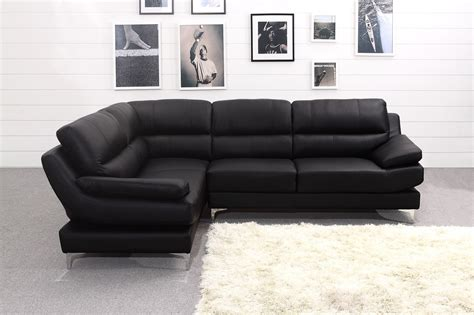 corner sofa bed black black corner sofa ashmore leather corner sofa black right