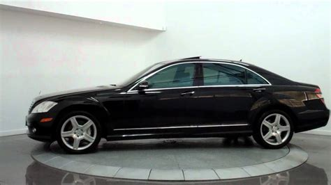 2008 Mercedes S550 4matic by 2008 Mercedes S550 4matic Amg Sport