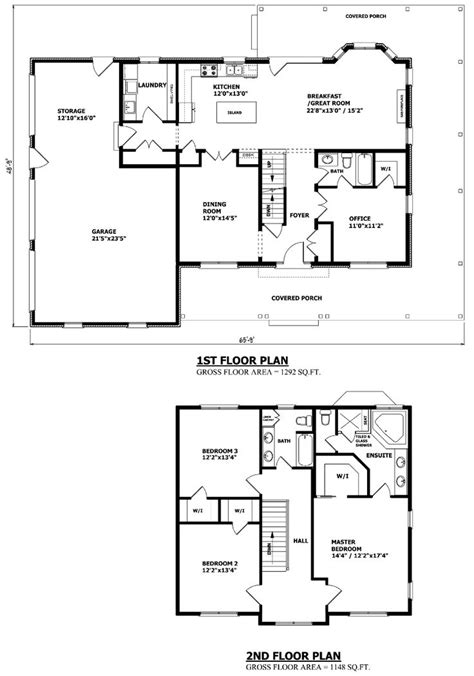2 story house floor plans small 2 story house plans canada home deco plans