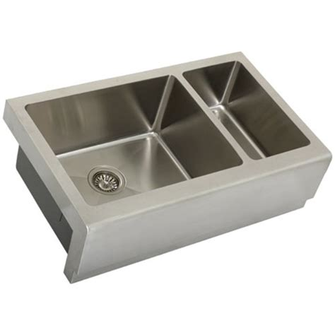 kitchen sink accessory ticor 33 quot s4406 apron 16 stainless steel kitchen