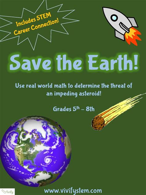 theme save earth save the earth critical thinking space themed stem activity