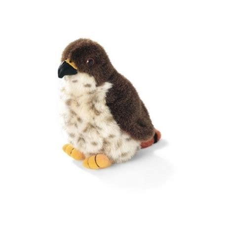 bird stuffed animals tailed hawk audubon stuffed animal with bird song