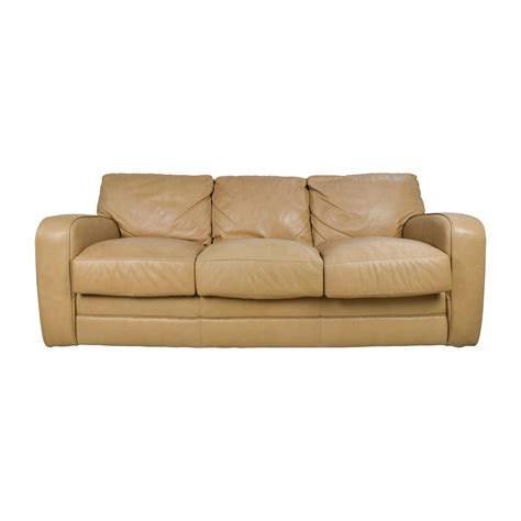 used leather sofas second leather sofas thesofa