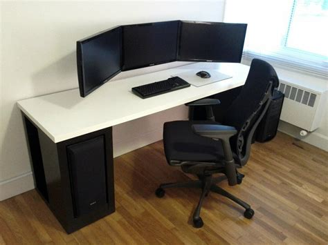 best modern desk best gaming desk wooden gaming desk modern desks