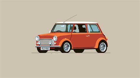 Car Wallpaper Mini by Car Cars Mini Cooper Digital Minimalism