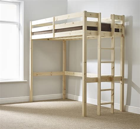 strictly bunk beds 3ft single heavy duty solid pine high sleeper bunk bed
