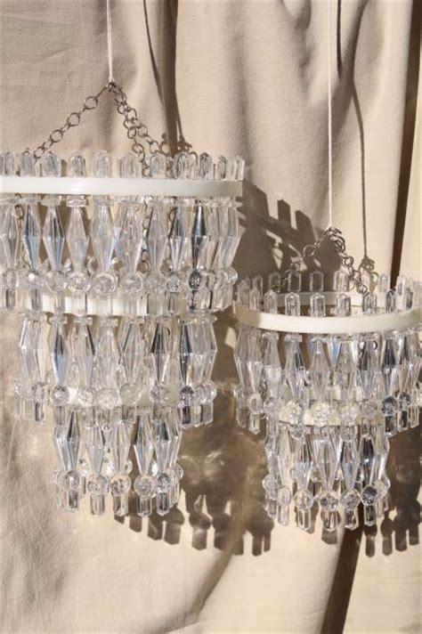 plastic for hanging lights plastic prisms chandelier lights hanging light for