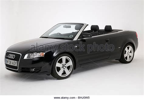2008 Audi A4 Convertible by Tdi Stock Photos Tdi Stock Images Alamy
