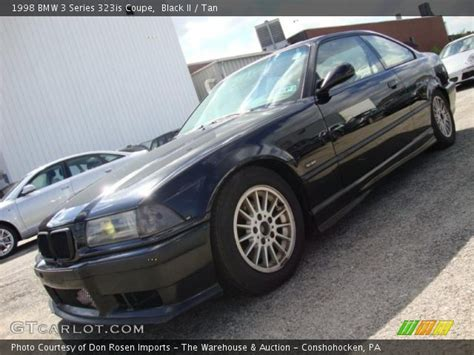 1998 Bmw 323is by Black Ii 1998 Bmw 3 Series 323is Coupe Interior
