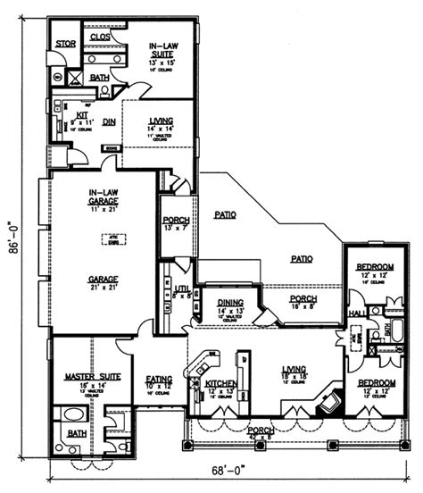 house plans with inlaw suites house plans with a in suite home plans at coolhouseplans