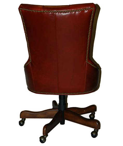 executive office chair leather leather executive office desk chair ebay