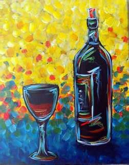 Paint And Sip In Livermore Livermore Pinot S Palette