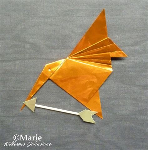 mockingjay origami hunger mockingjay origami