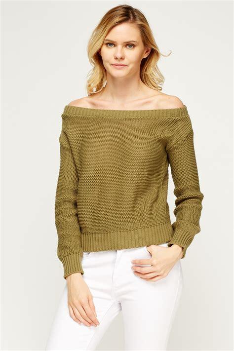 shoulder jumper knitting pattern knit shoulder jumper just 163 5