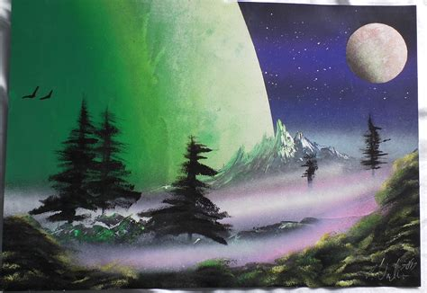 spray painting for spray paint and spacepaintings learn how to paint