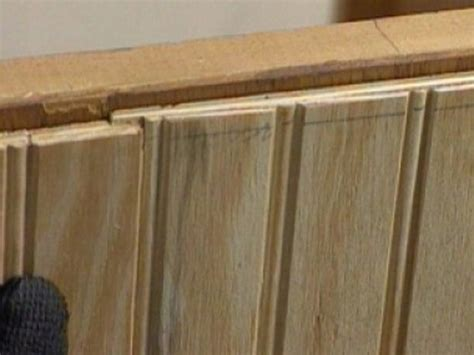 bead board panels how to install beadboard paneling how tos diy