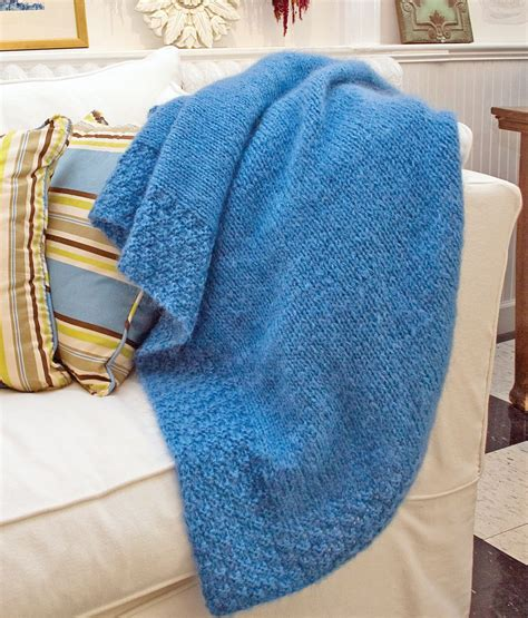free knitting patterns for mohair yarn lush mohair throw 2 ply and mohair