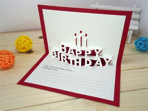 how to make cool birthday cards 8 cool and amazing birthday card ideas hazelnut corner