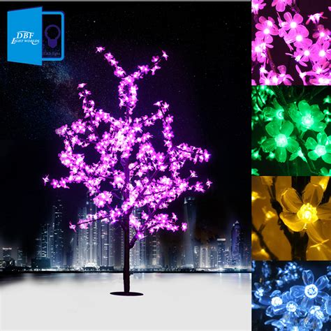 blossom lights buy wholesale led cherry blossom tree light from