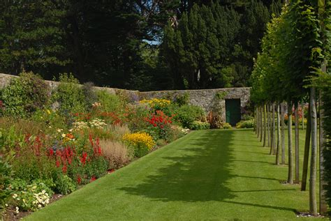 walled gardens glenarm castle walled gardens ballymena