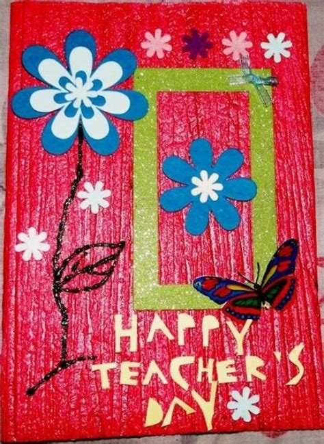 how to make handmade greeting cards for teachers day 17 best images about handmade teachers day cards 2015 2016
