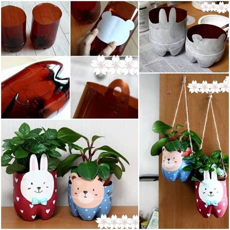 diy plastic diy plastic bottles crafts yasabe