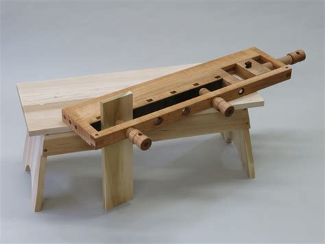 portable woodworking bench portable benches for servicemen popular woodworking magazine