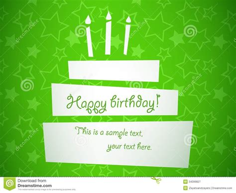 background rubber sts green birthday cards 28 images green birthday