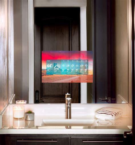 tv in mirror bathroom bathroom mirror with tv seura