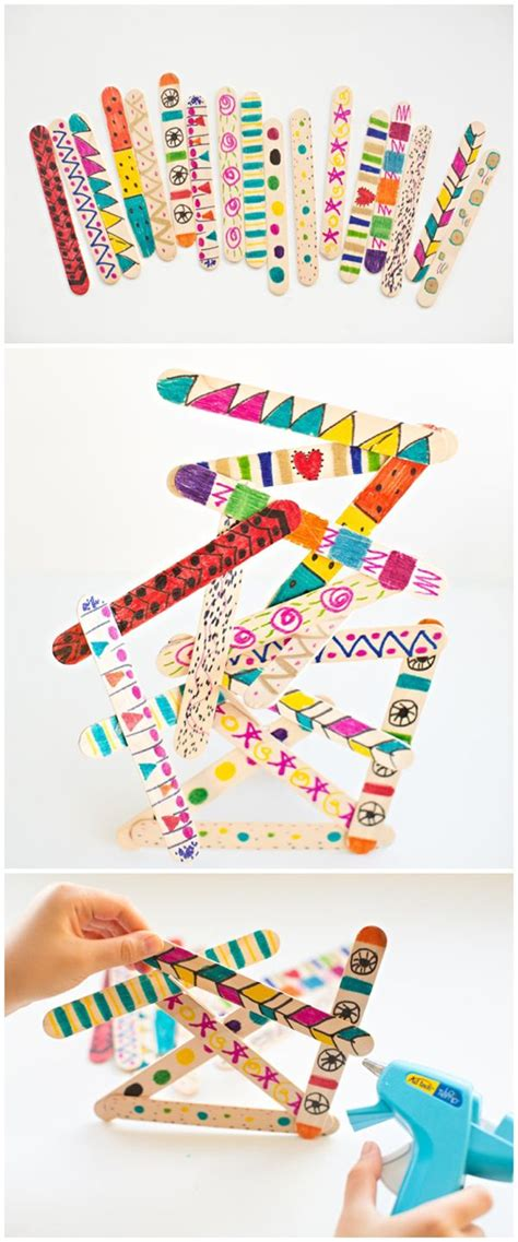 easy craft stick projects 395 best images about popsicle stick crafts on