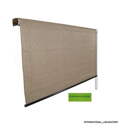 roll up patio doors roll up blinds for patio exterior 8 ft x 6 roll up solar